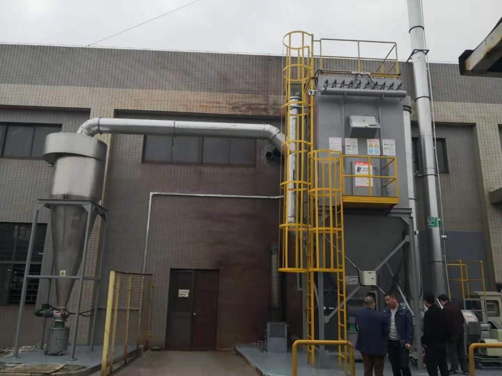 旋风+布袋除尘器——欧姆尼机电科技(···