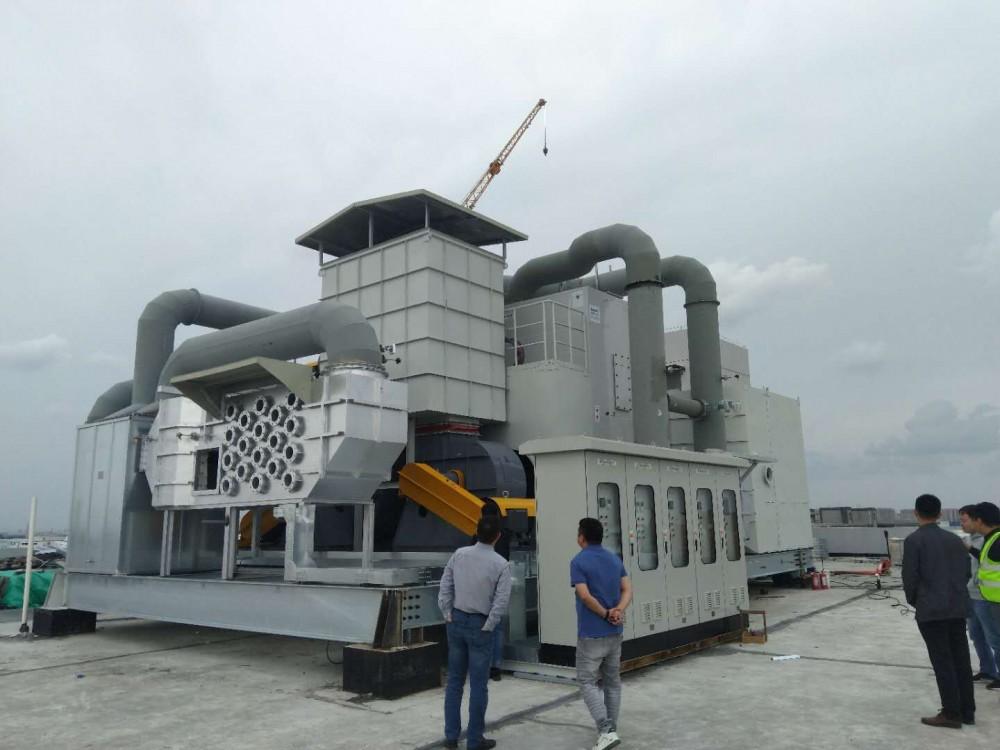 bobapp处理催化燃烧设备成套RCO吸附设···